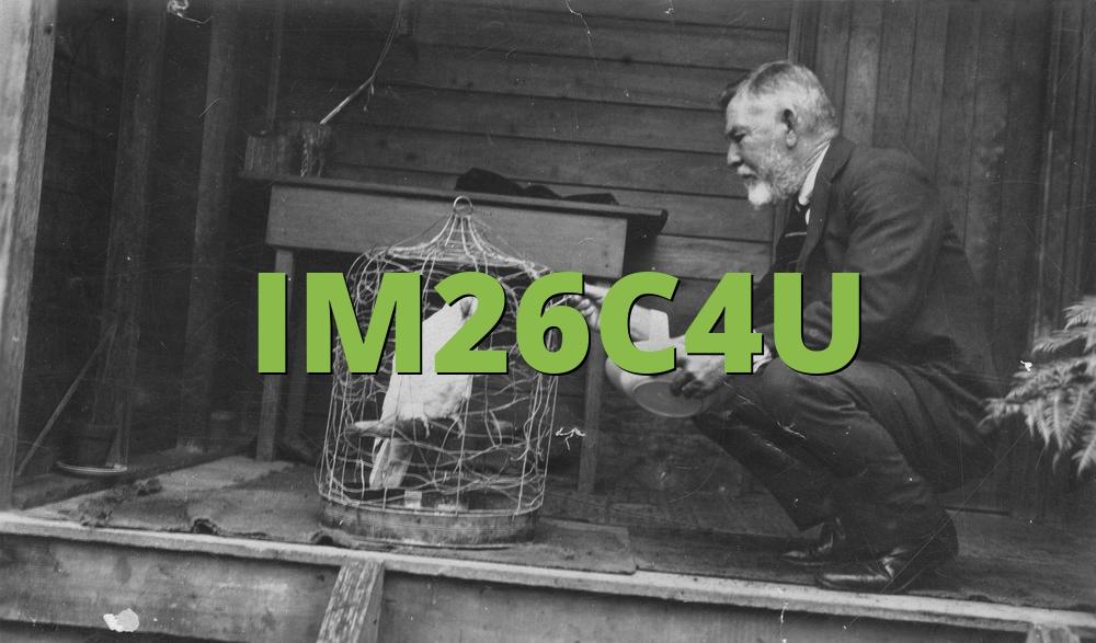 IM26C4U