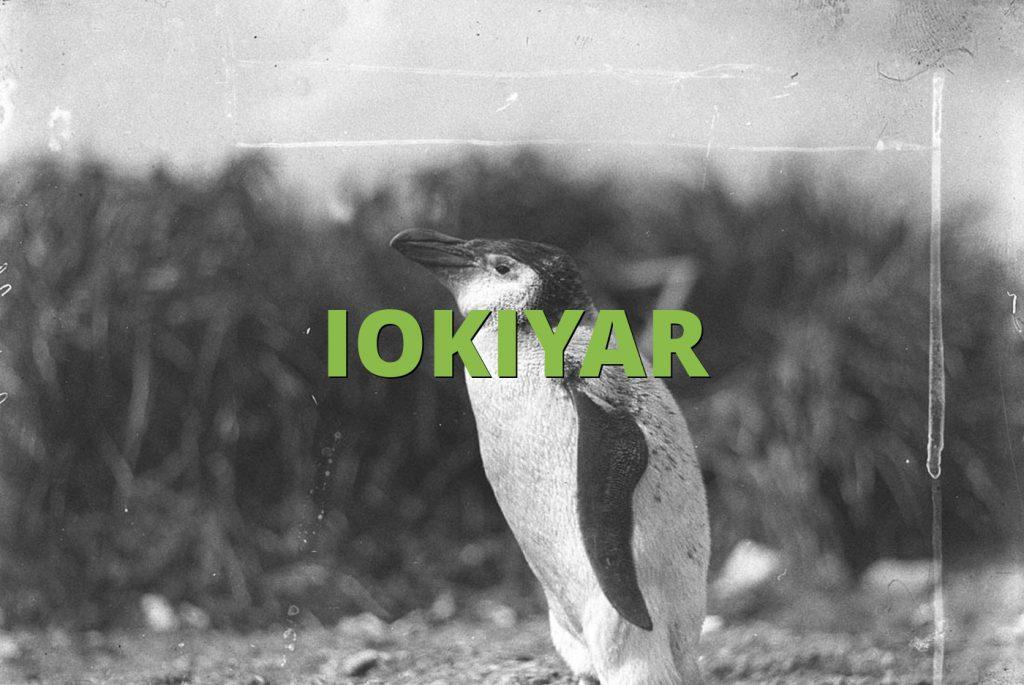 IOKIYAR