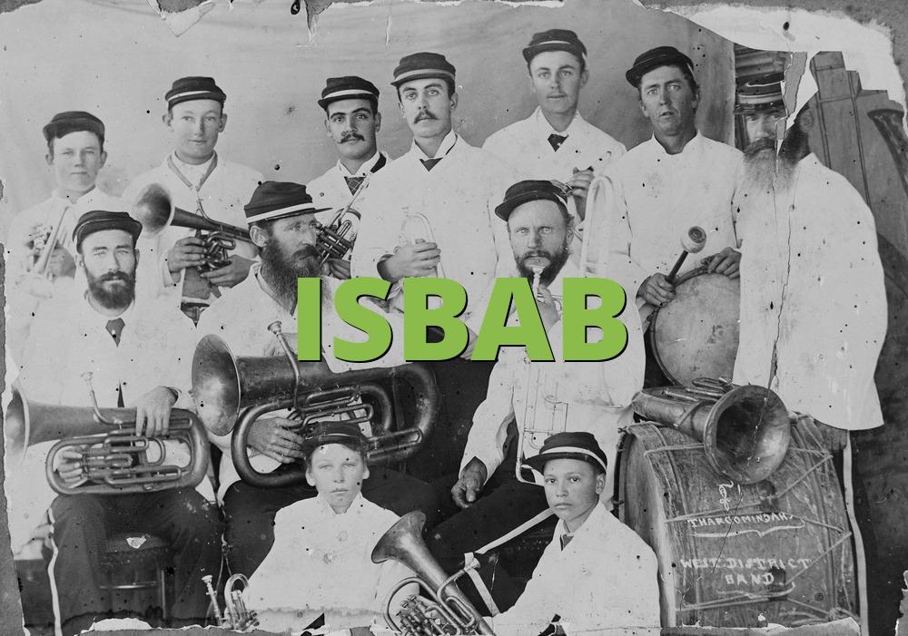 ISBAB