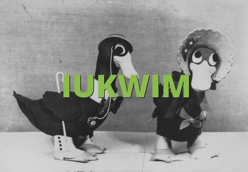 IUKWIM
