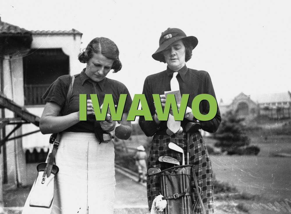 IWAWO