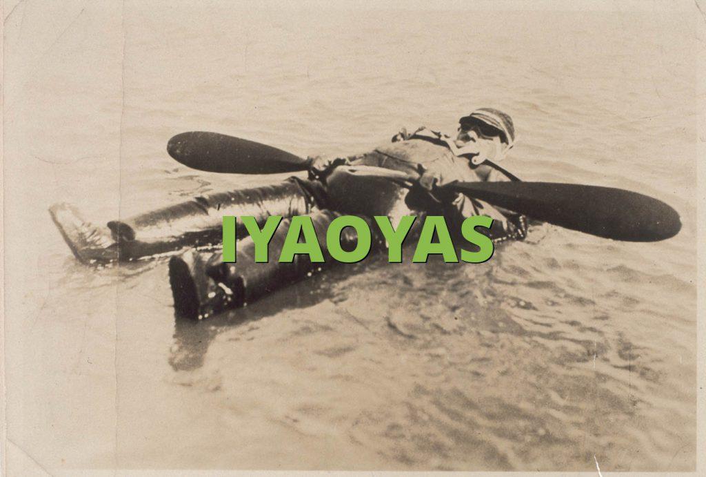 IYAOYAS