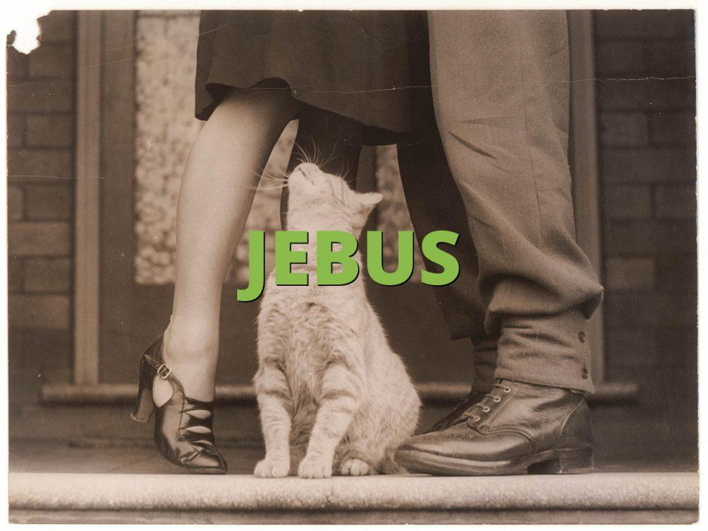JEBUS