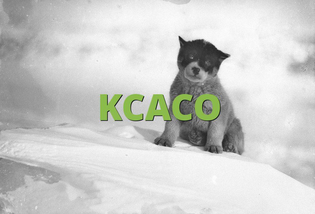 KCACO