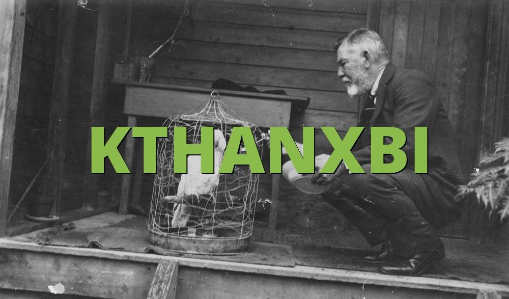 KTHANXBI