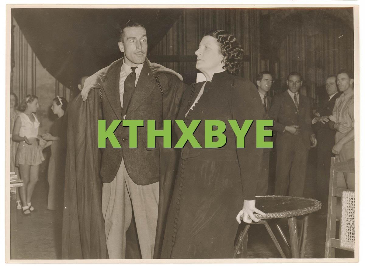 KTHXBYE