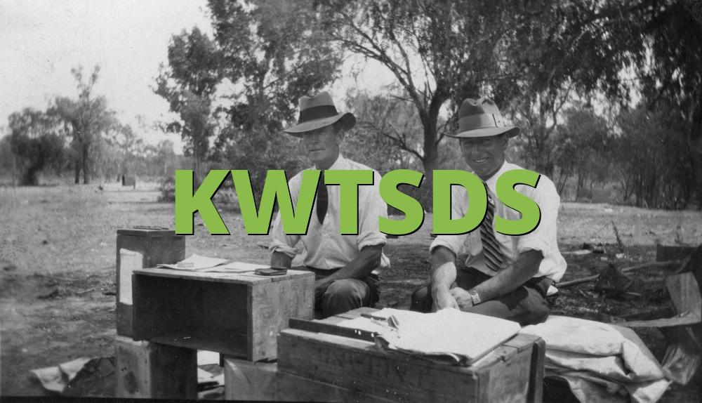 KWTSDS