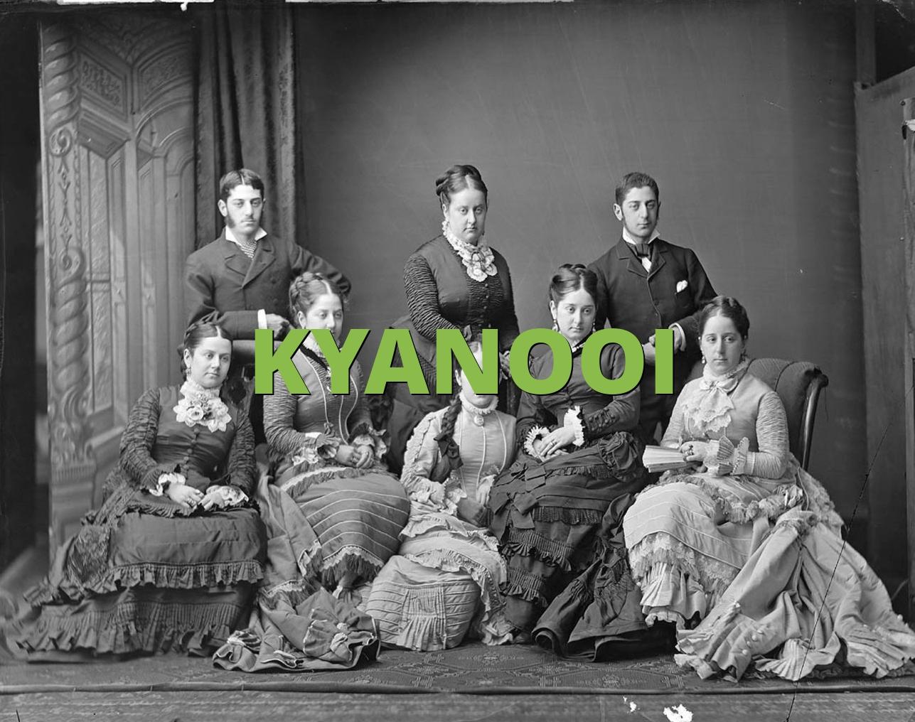 KYANOOI