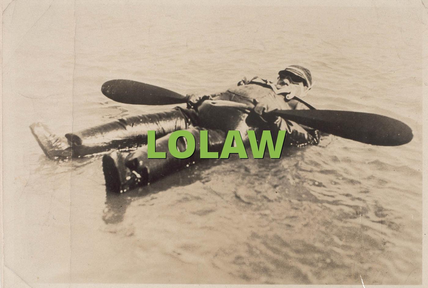 LOLAW
