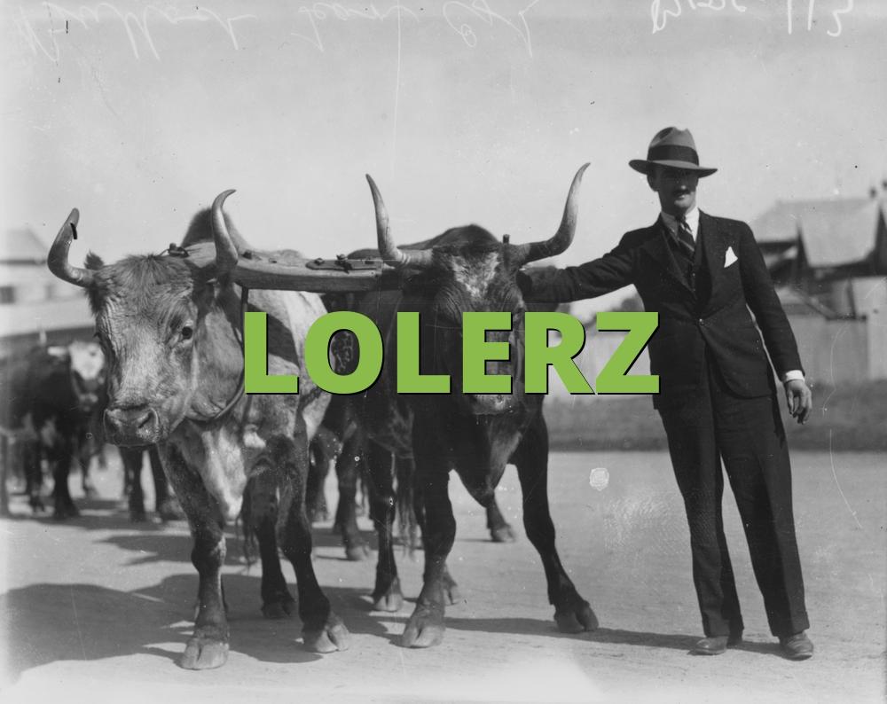 LOLERZ