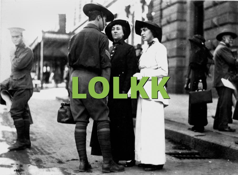LOLKK