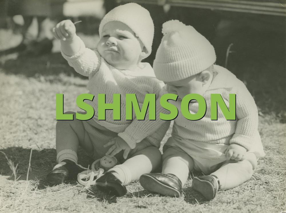 LSHMSON