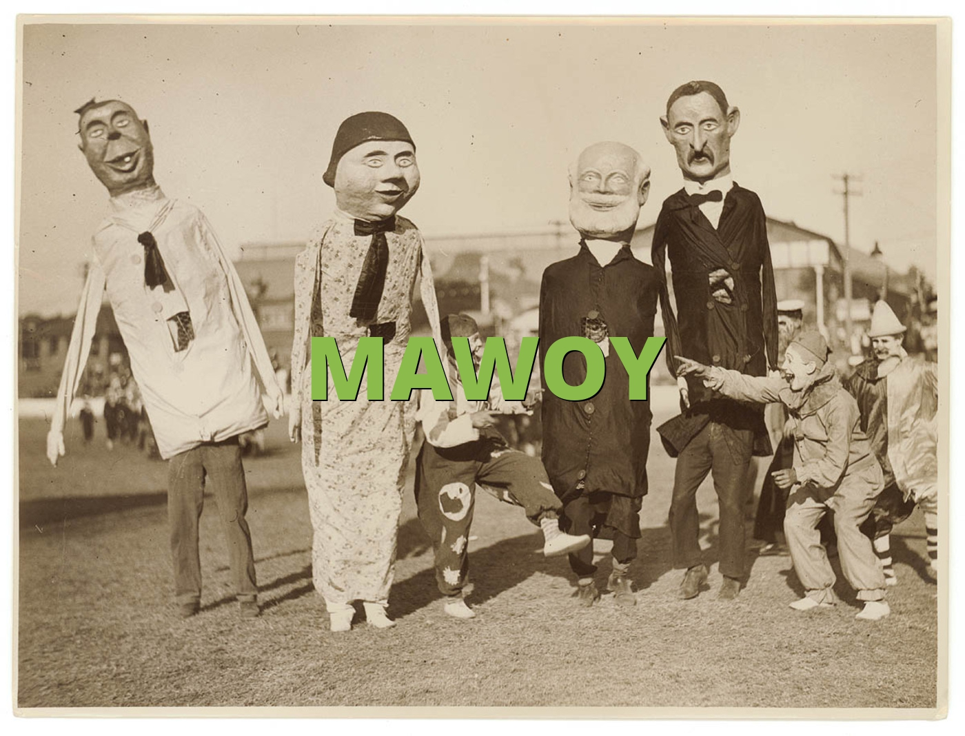 MAWOY