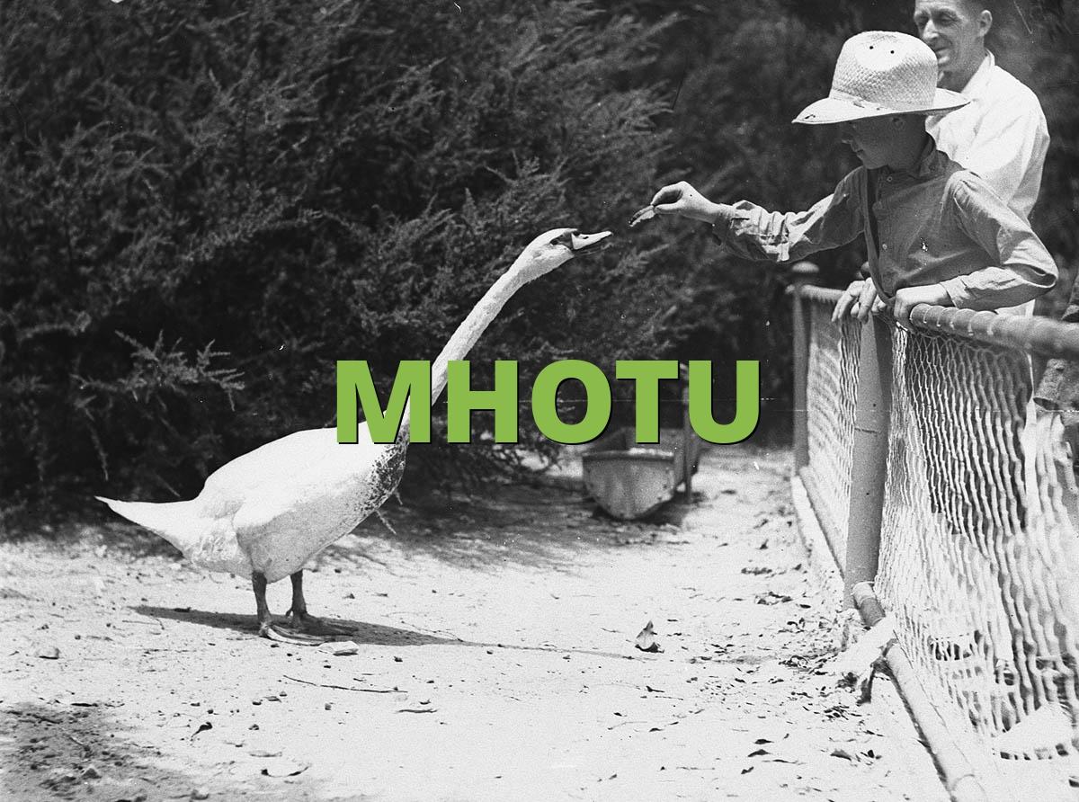 MHOTU