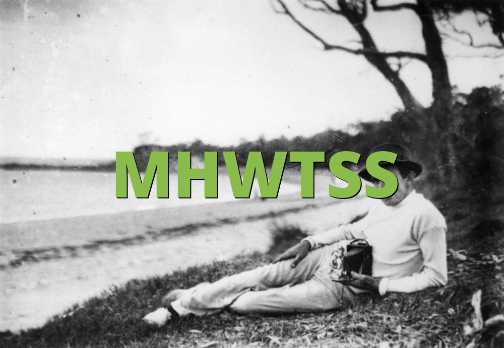 MHWTSS