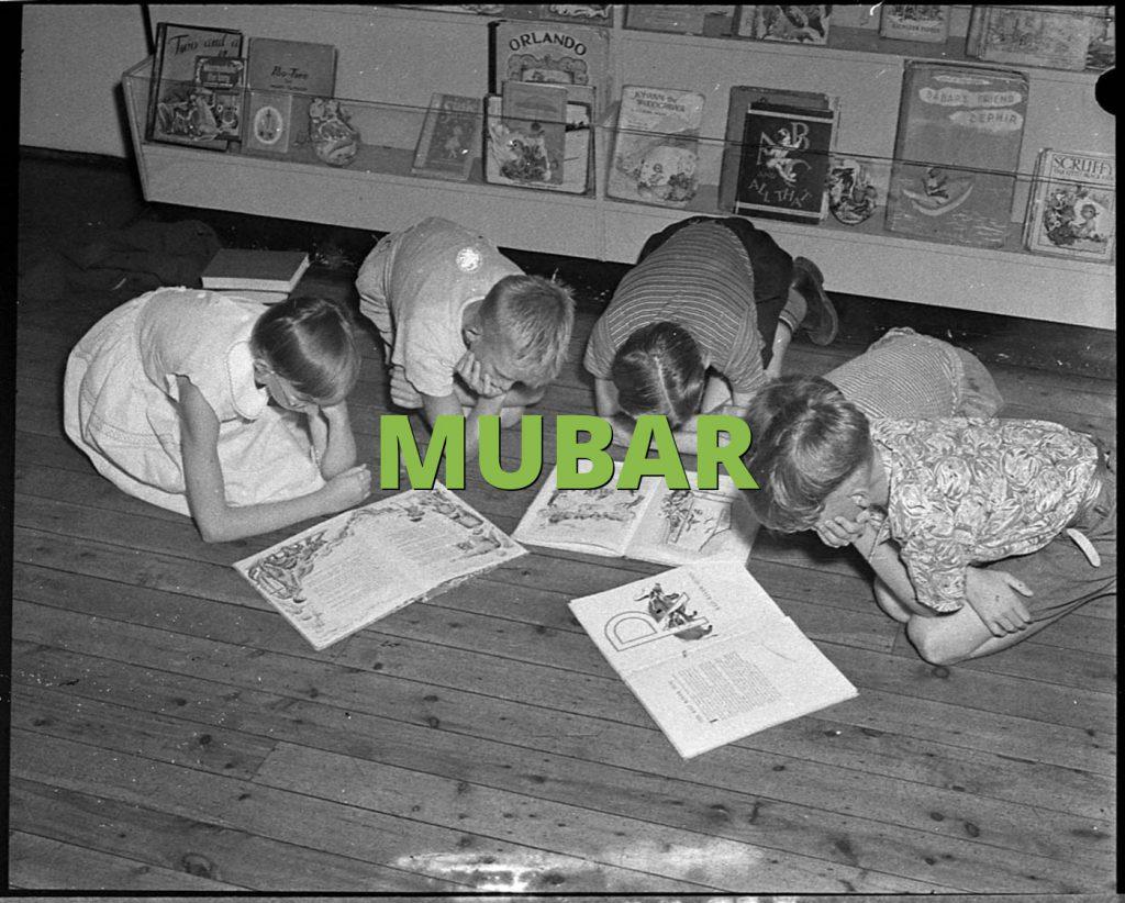 MUBAR