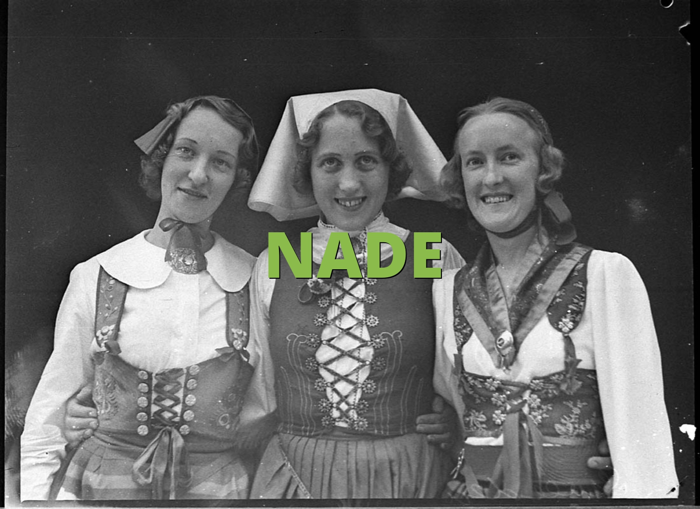 Nade Meaning