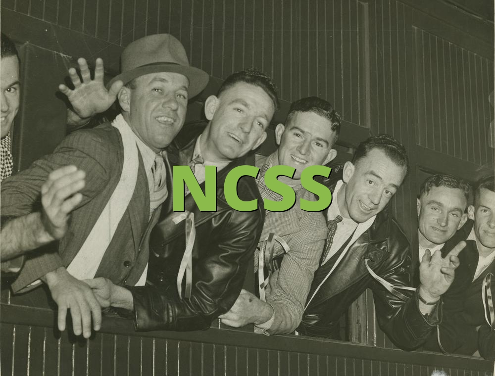 NCSS
