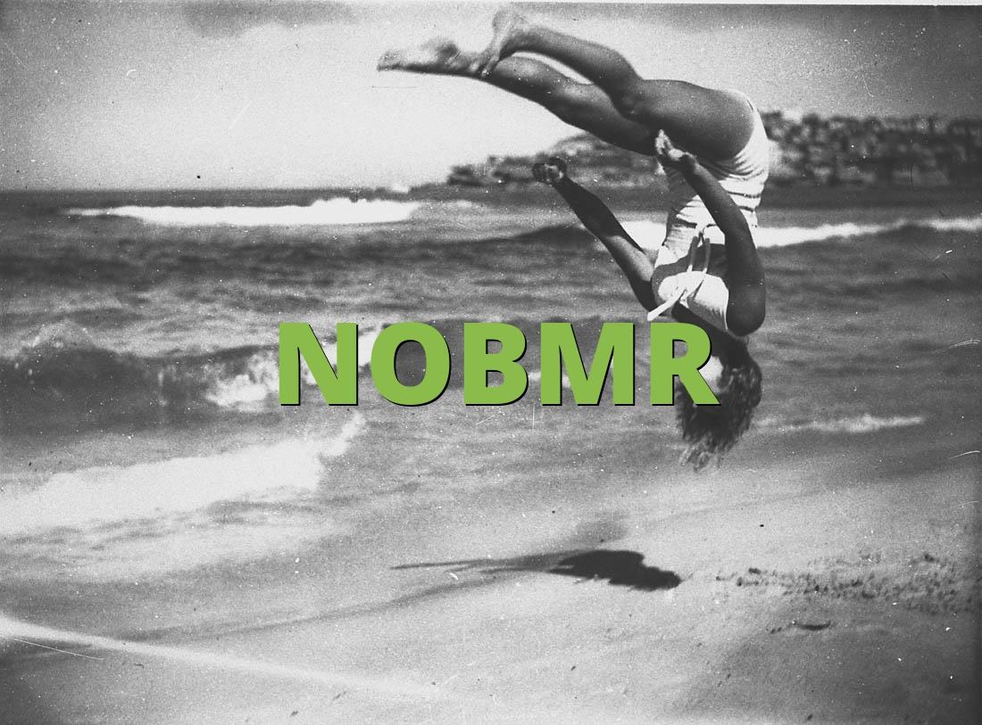 NOBMR