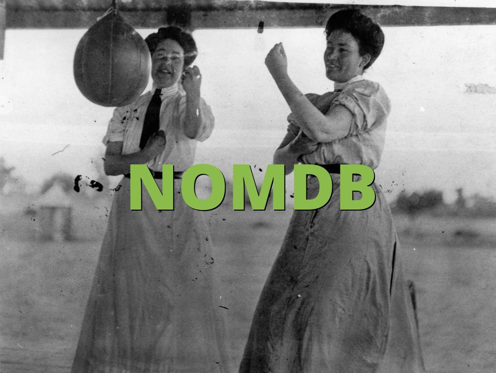 NOMDB