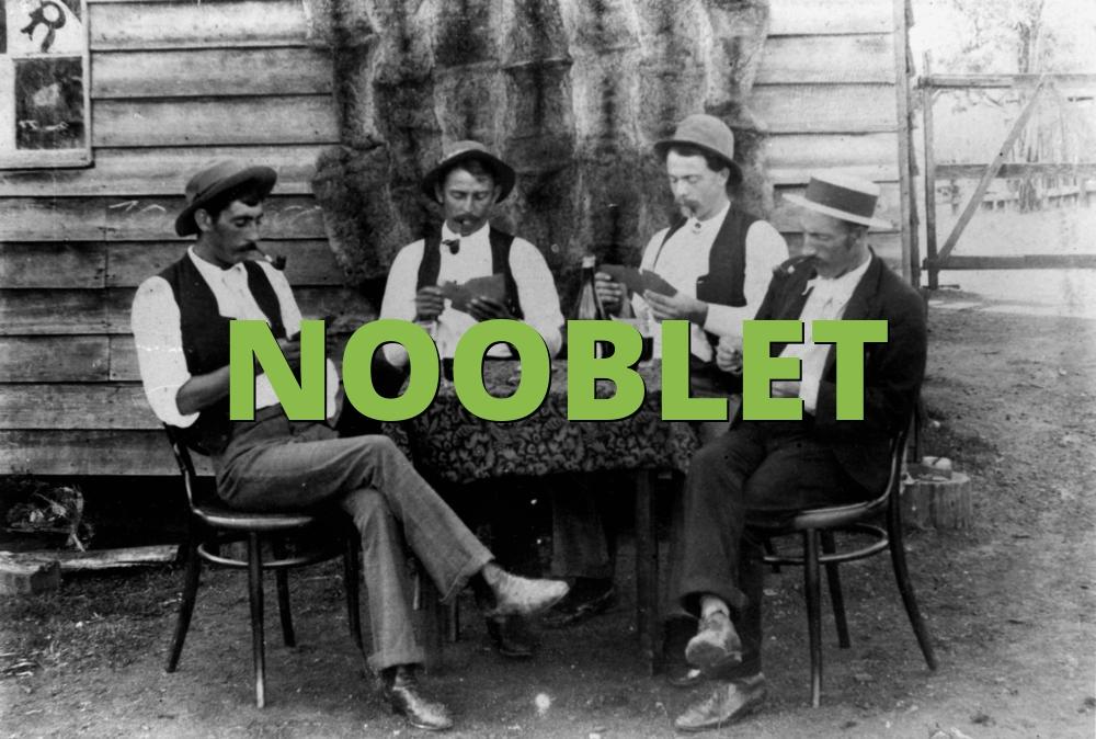 NOOBLET