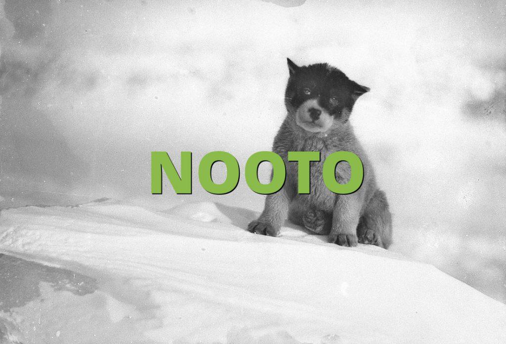 NOOTO