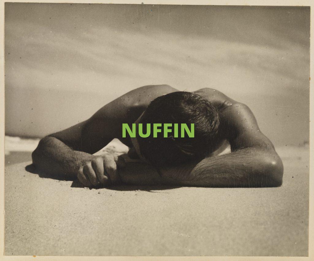 NUFFIN