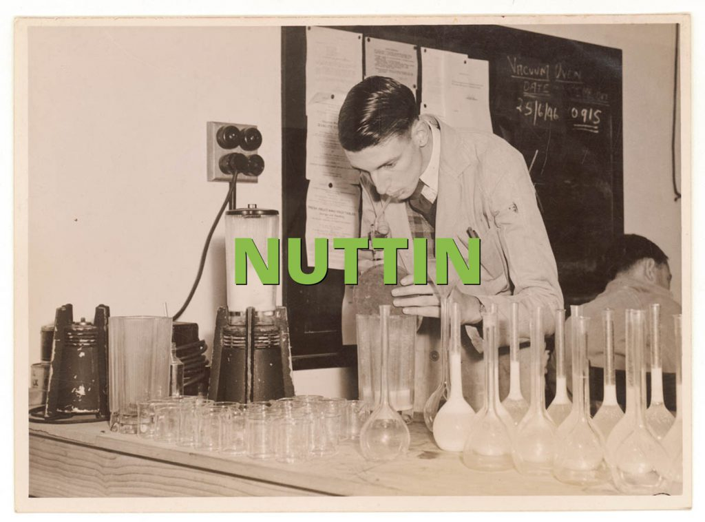 NUTTIN