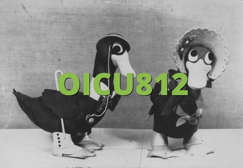 OICU812