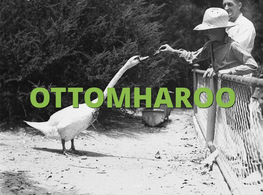 OTTOMHAROO