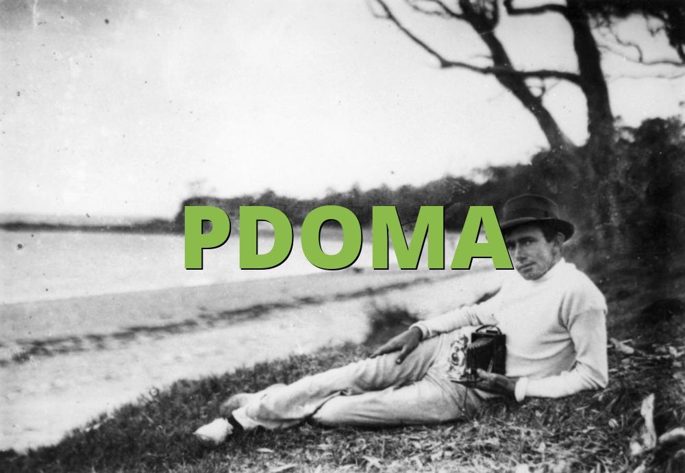 PDOMA