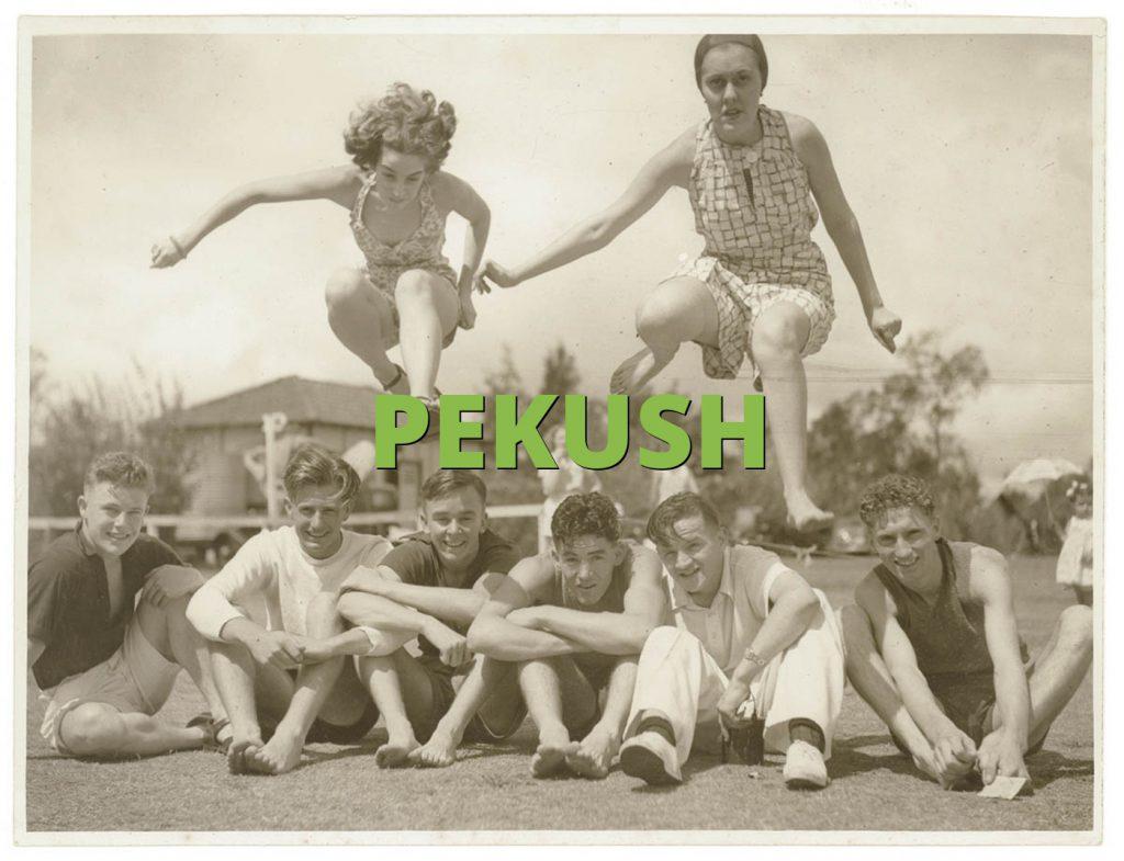 PEKUSH