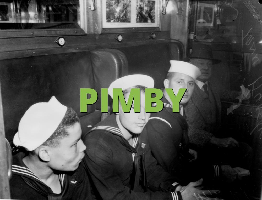 PIMBY