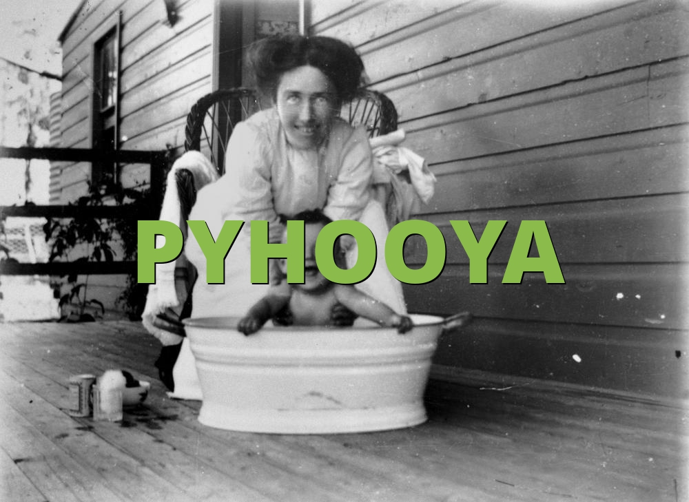 PYHOOYA