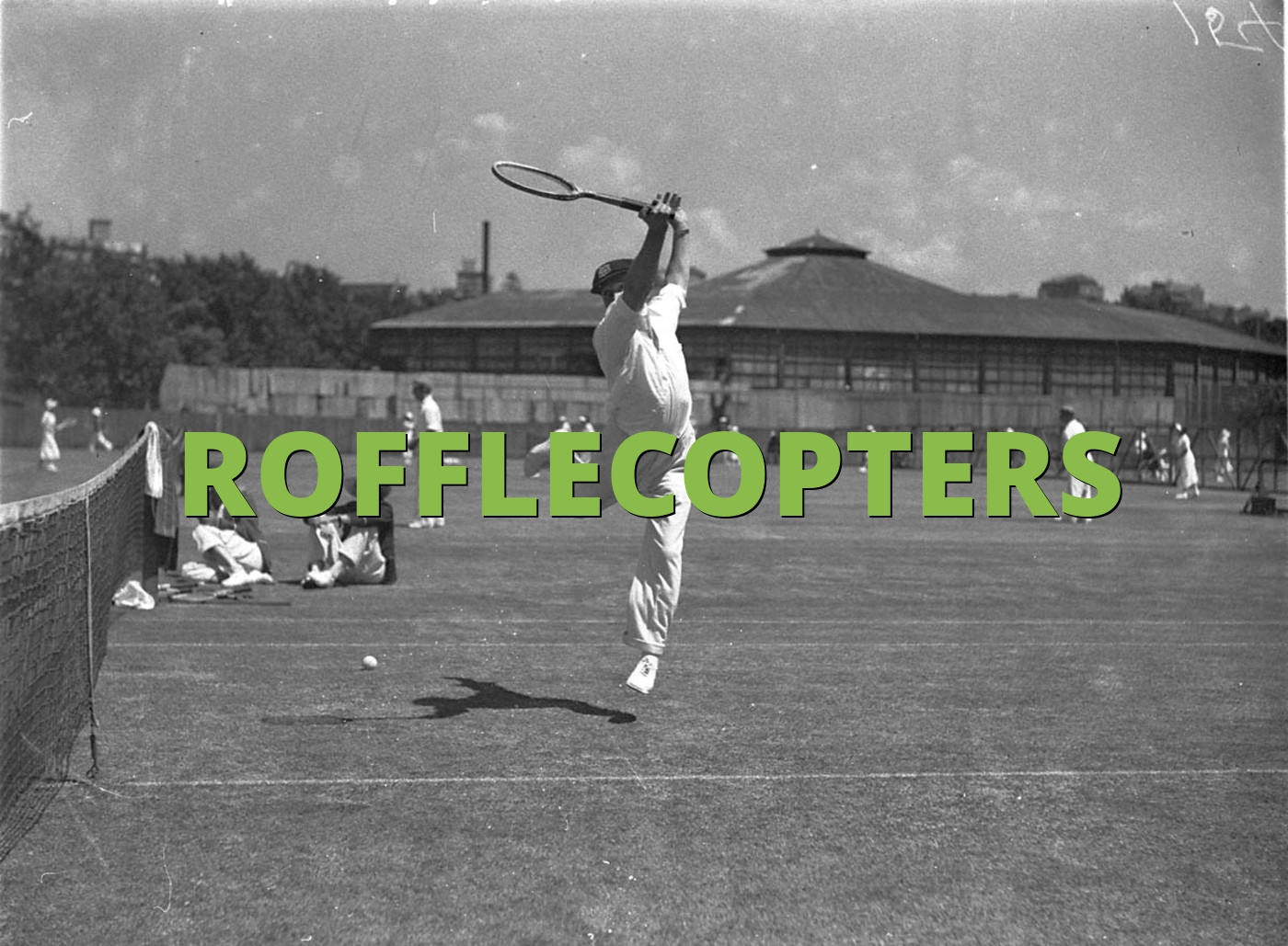 ROFFLECOPTERS