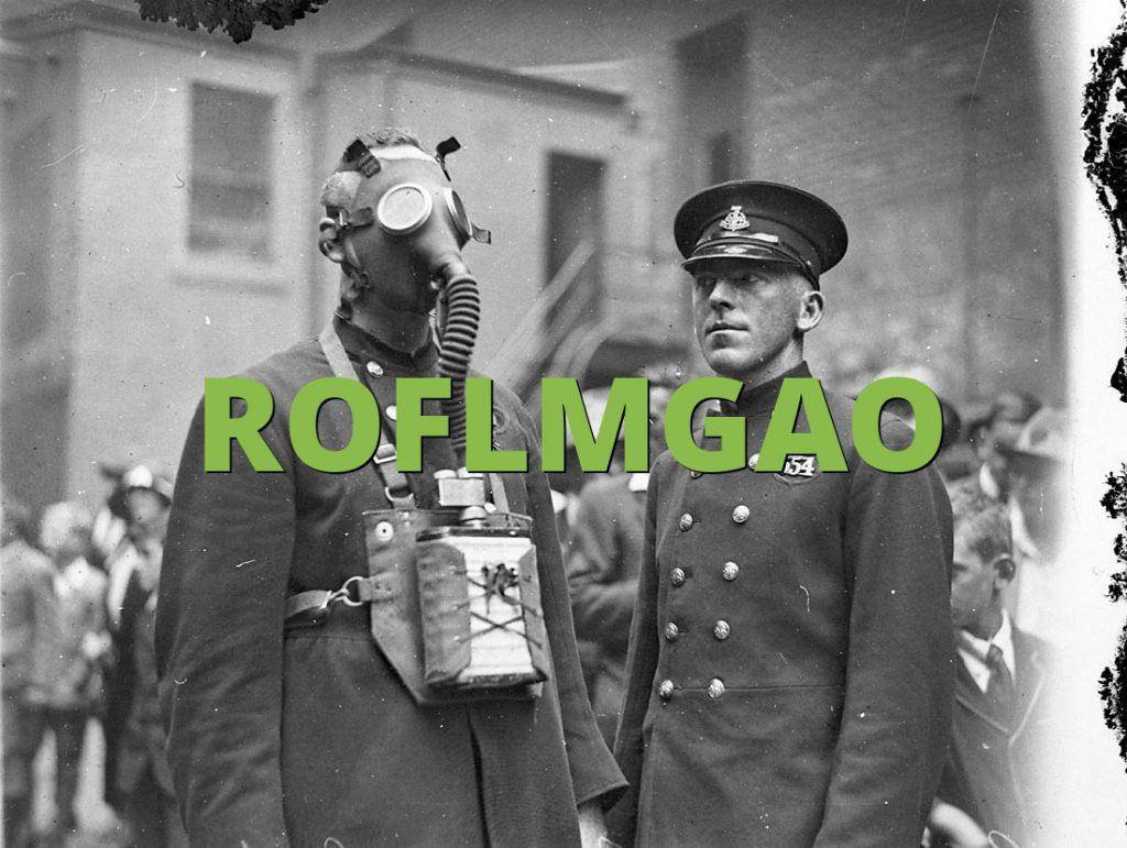 ROFLMGAO