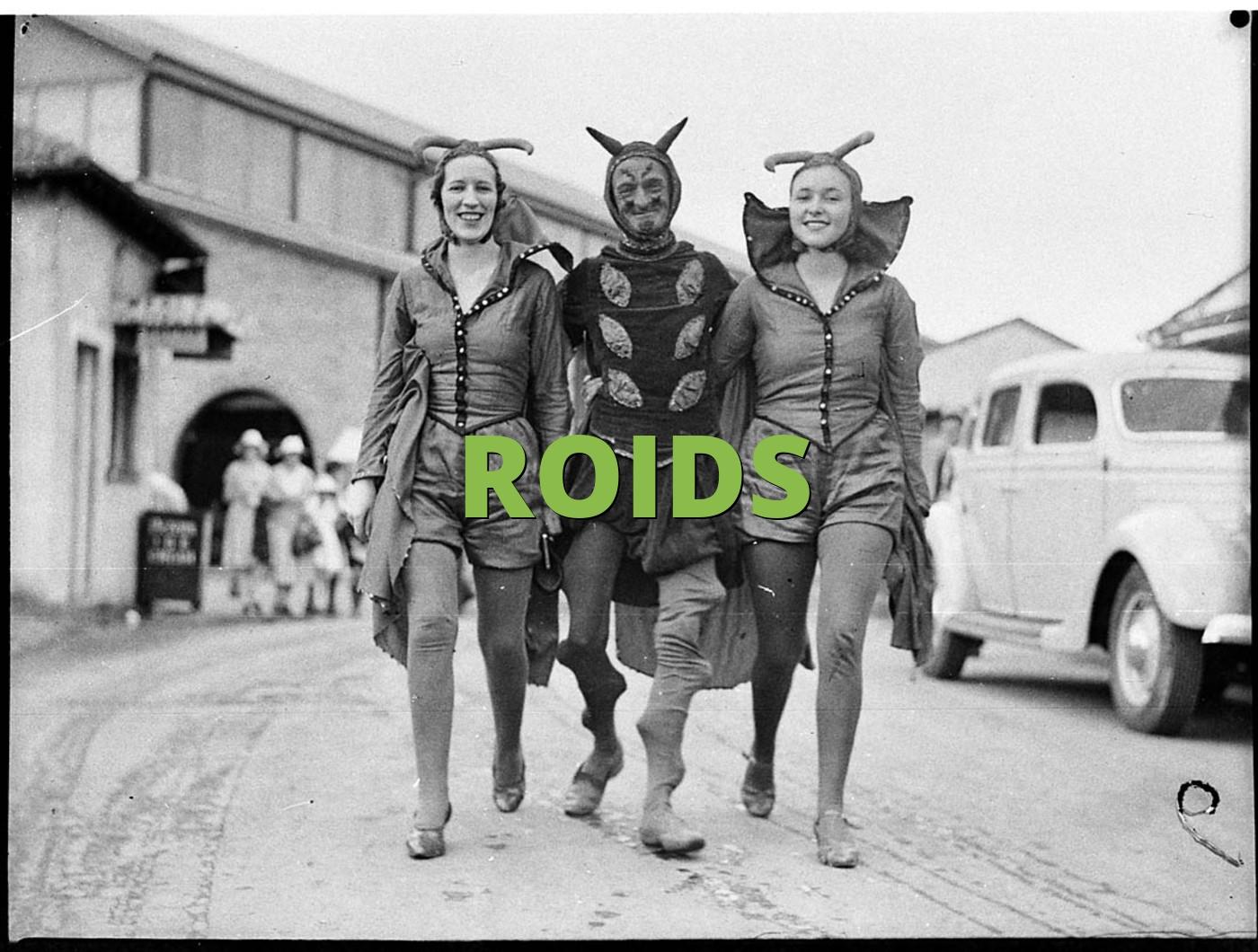 ROIDS