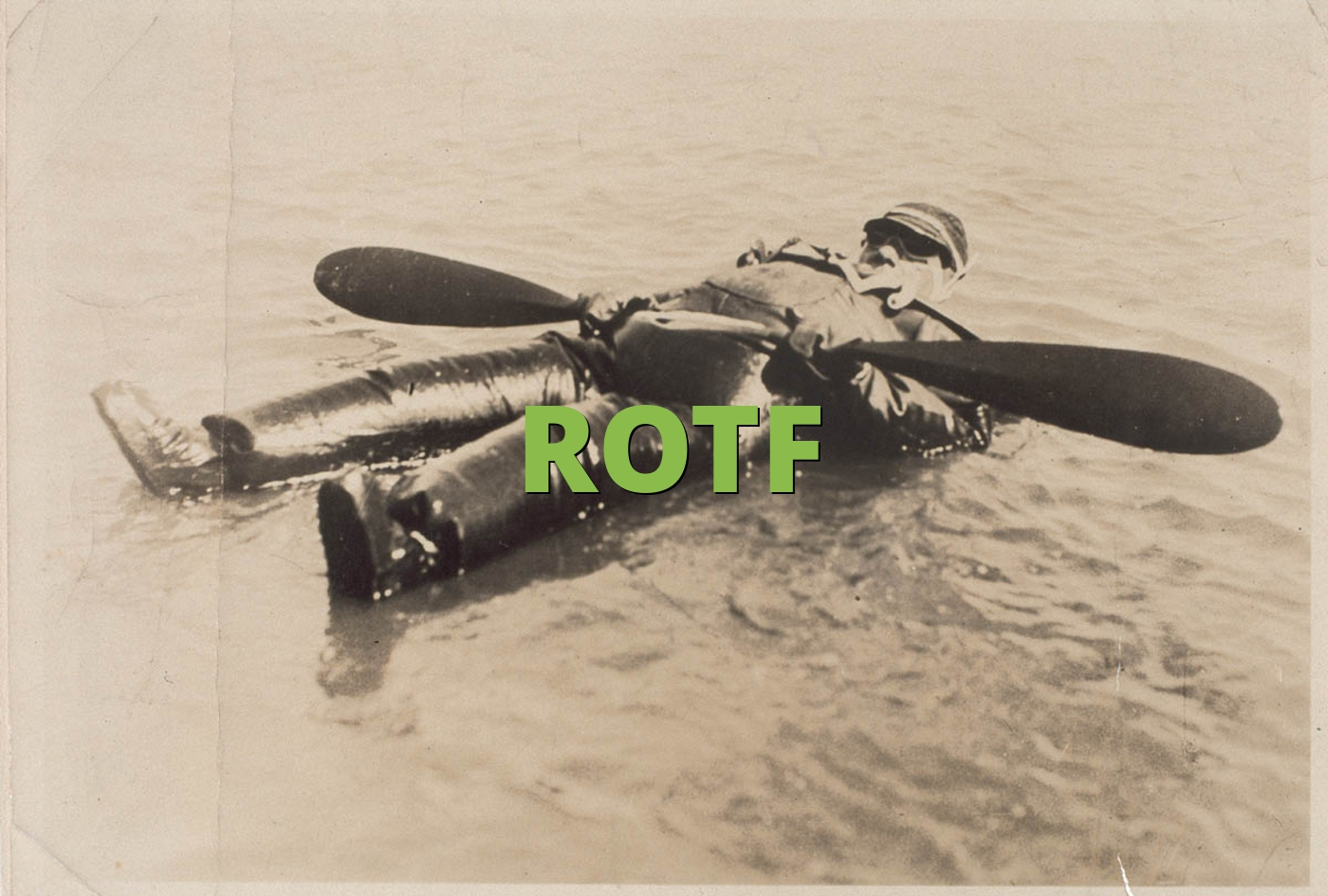 What does rotf mean in texting