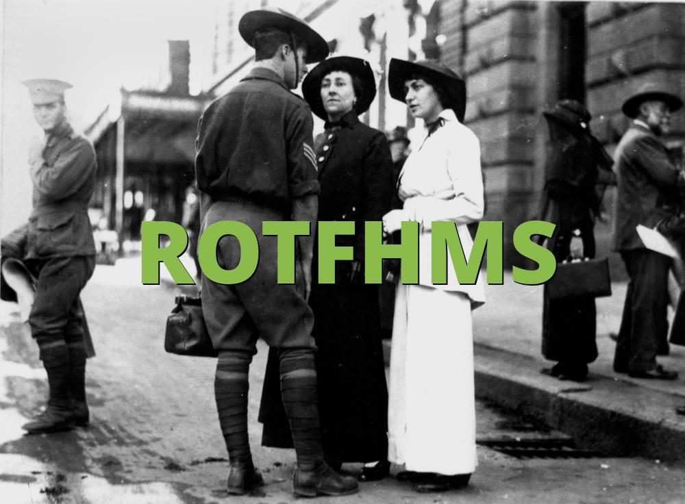 ROTFHMS