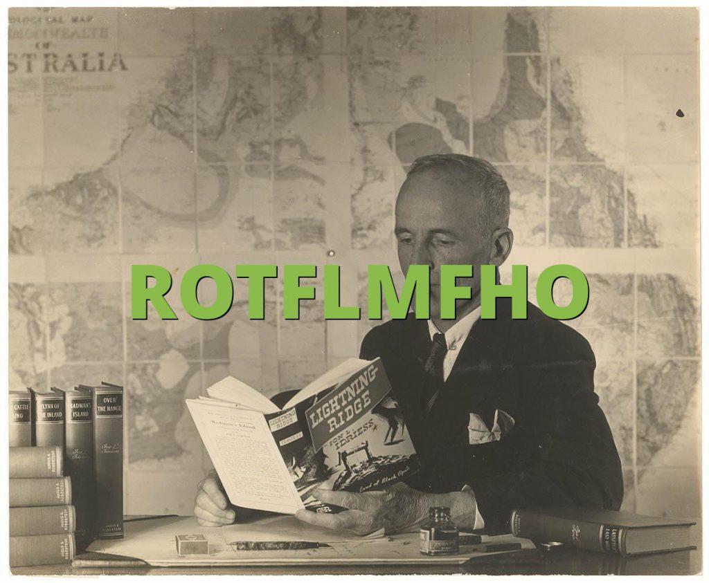 ROTFLMFHO