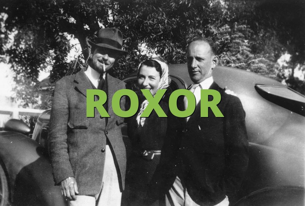 ROXOR