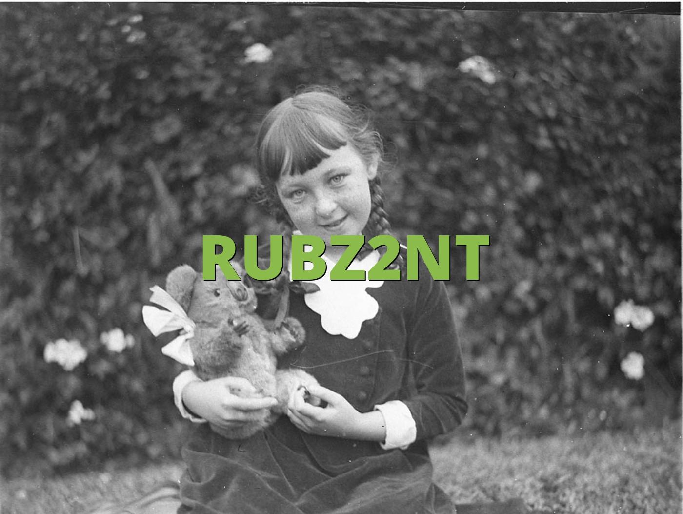 RUBZ2NT