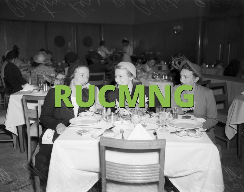 RUCMNG