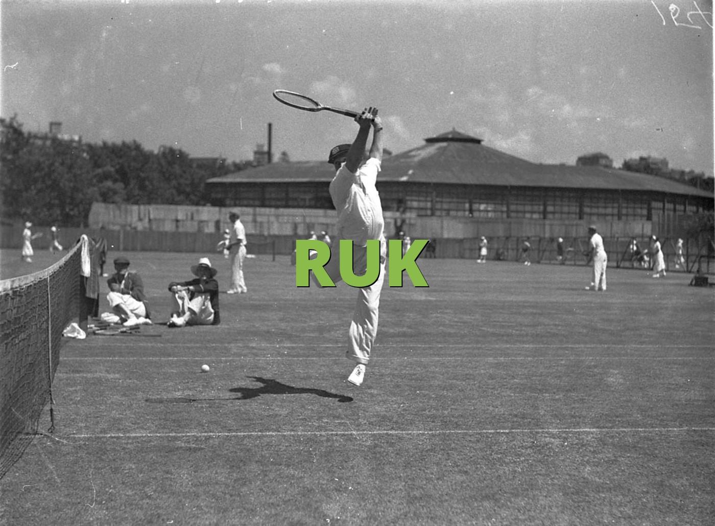 RUK » What does RUK mean? » Slang org