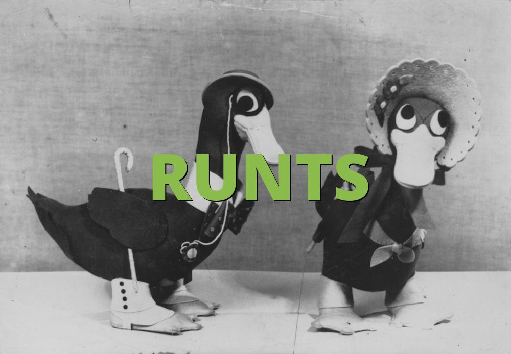 RUNTS