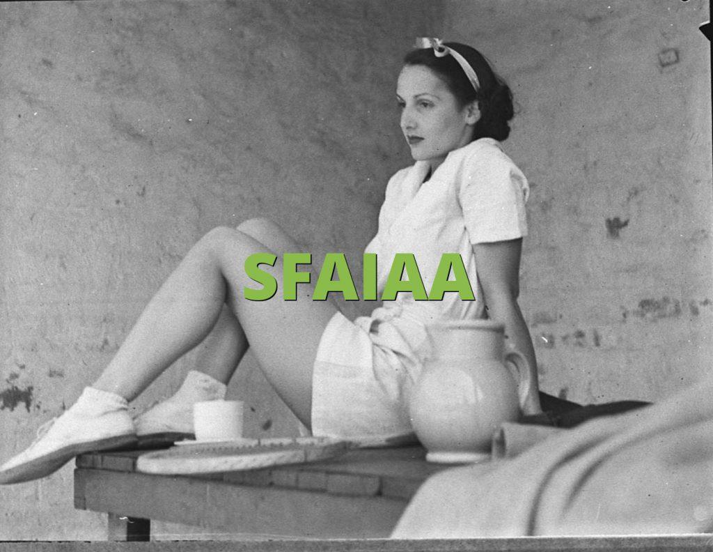 SFAIAA