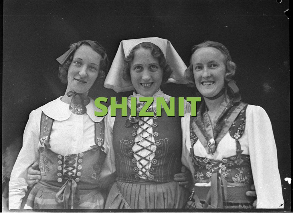 SHIZNIT