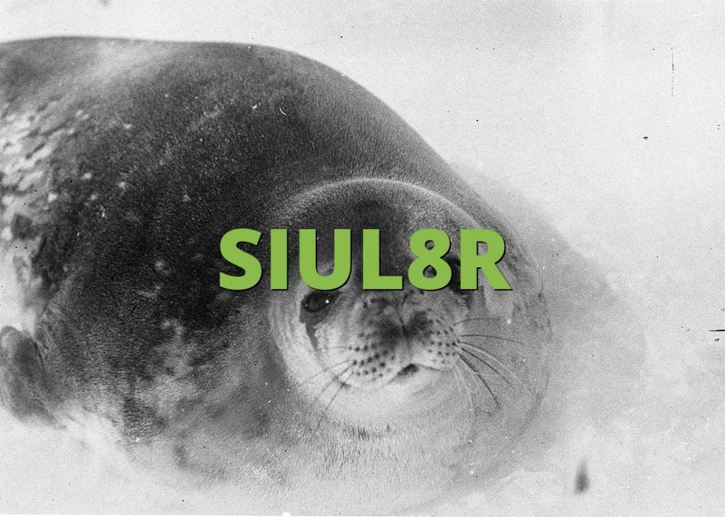 SIUL8R