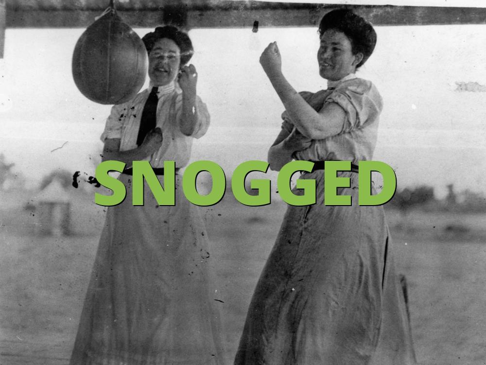 SNOGGED