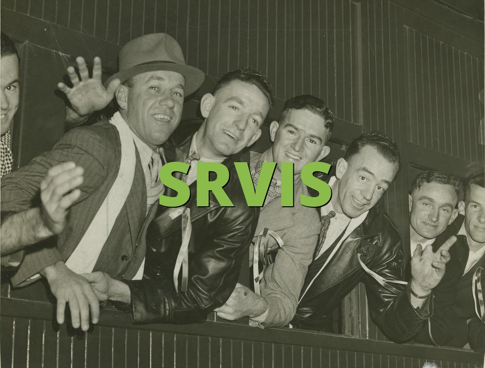 SRVIS